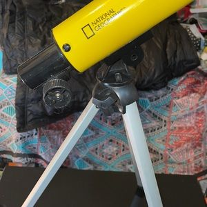 National Geographic Spare scope & tripod parts